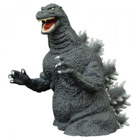 Cofre Godzilla - Diamond