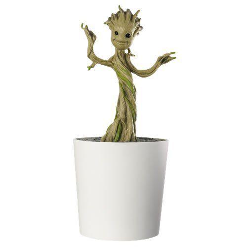 Cofre Guardiões da Galáxia Baby Groot - Monogram