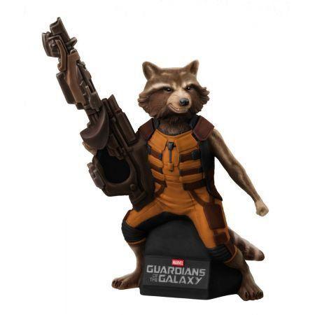 Cofre Rocket Raccoon: Guardiões da Galáxia - Monogram