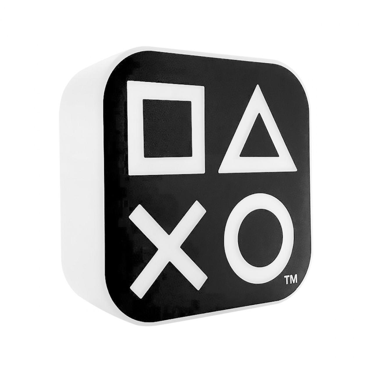 Cofre Ícones: Playstation (Preto)