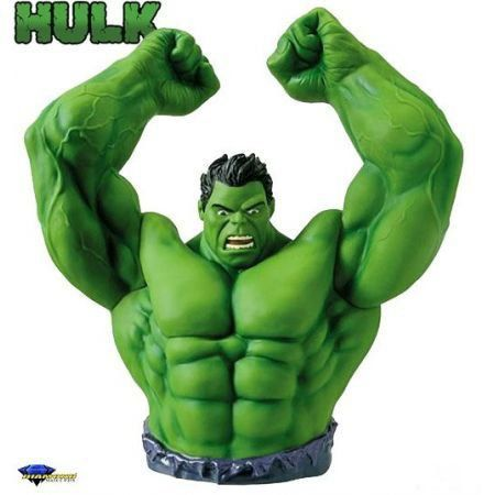 Cofre Incrivel Hulk - Diamond