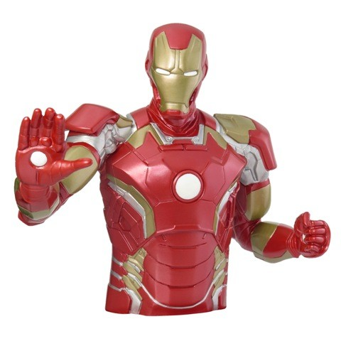 Cofre Iron Man Age Of Ultron - Monogram