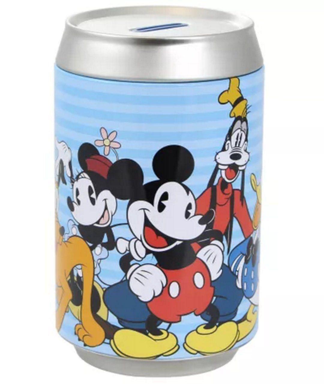 Cofre Lata Mickey e sua Turma: Disney