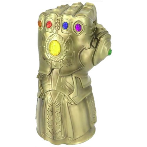 Cofre Manopla do Infinito (Infinity Gauntlet): Vingadores Guerra Infinita (Avengers Infinity War) - Monogram (Apenas Venda Online)