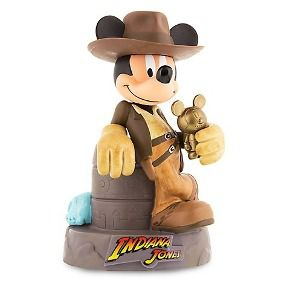 Cofre Mickey: Indiana Jones - Disney