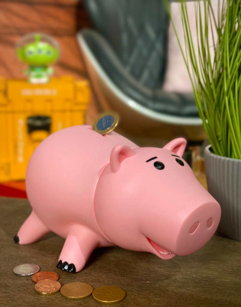 Cofre Porquinho: Toy Story - Disney