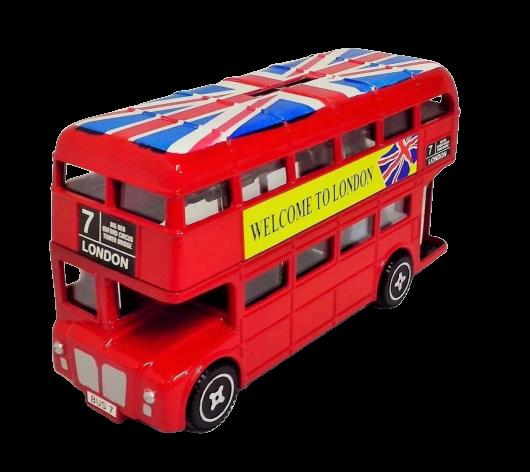 Cofre Routmaster: Ônibus Londres