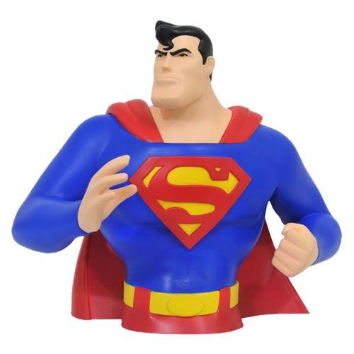 Cofre Super-Homem (Superman): Superman Animated Series - Diamond (Apenas Venda Online)