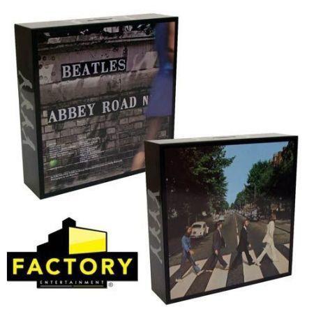Cofre The Beatles Álbum Abbey Road - Max Factory