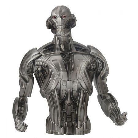 Cofre Ultron Busto Vingadores 2 Era de Ultron - Monogram