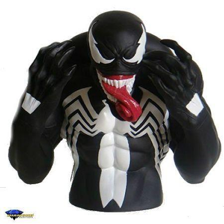 Cofre Venom: Marvel Comics - Diamond (Apenas Venda Online)