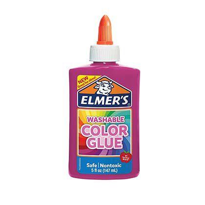 Cola Para Slime (Rosa) 147ml - Elmers