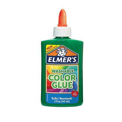 Cola Para Slime (Verde) 147ml - Elmers