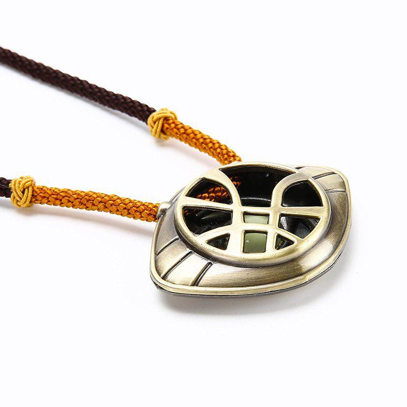 Colar Olho de Agamotto: Doutor Estranho (Doctor Strange)