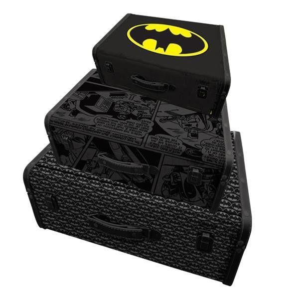 Conjunto de Maletas Batman Logo - Urban