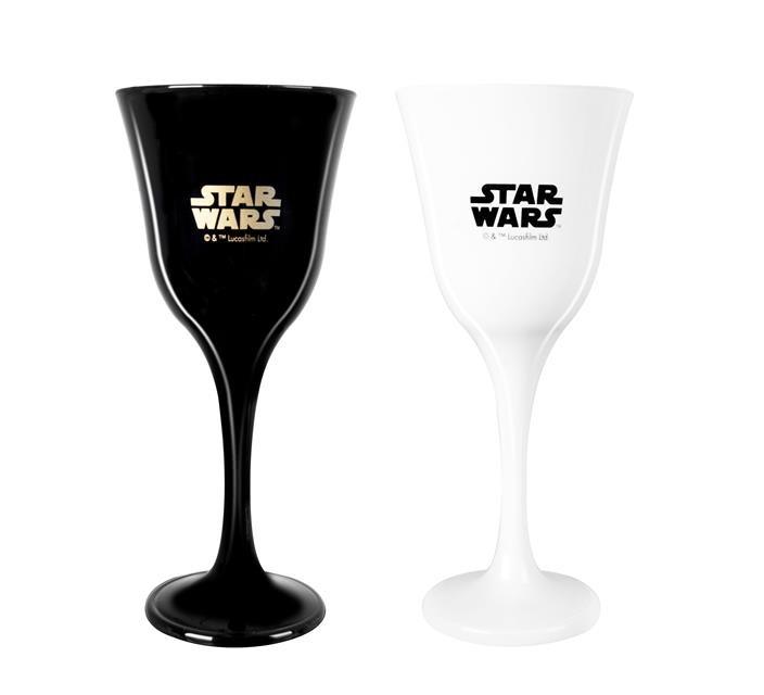 Conjunto de Taças Star Wars - NF