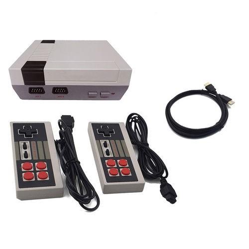 Console Mini game Classic game com 621 jogos / com HDMI / 1080p - Cinza