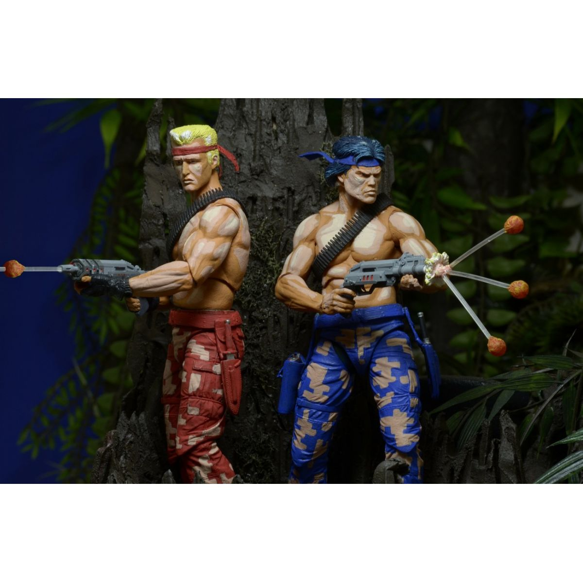 Pack Contra Video Game - Neca