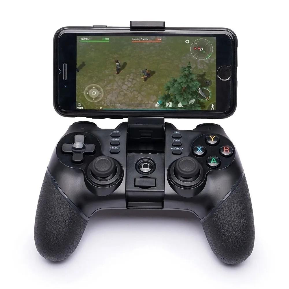 Controle Gamepad Sem Fio Com Suporte (Ios, Android, Windows 7/8/10, Conexão Wireless Com Console) -  Ípega