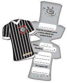 Convite: Corinthians - Festcolor