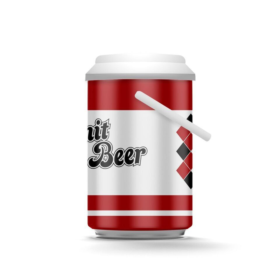 Cooler Arlequina (I Love Beer)