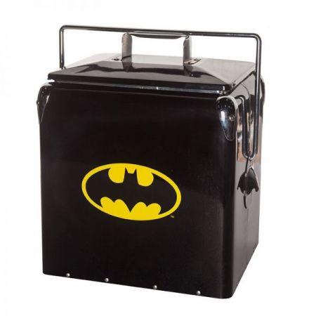 Cooler Metal Batman - Dc Comics