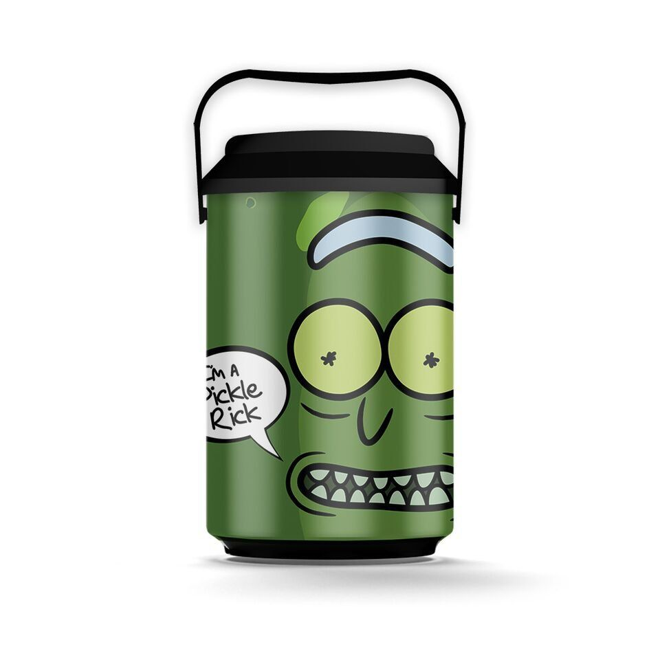 Cooler Rick and Morty (Pickle Rick)