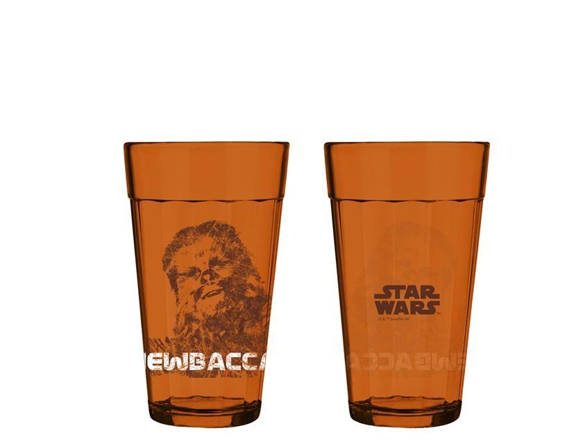 Copo Americano Coleção Ícones Chewbacca - NF