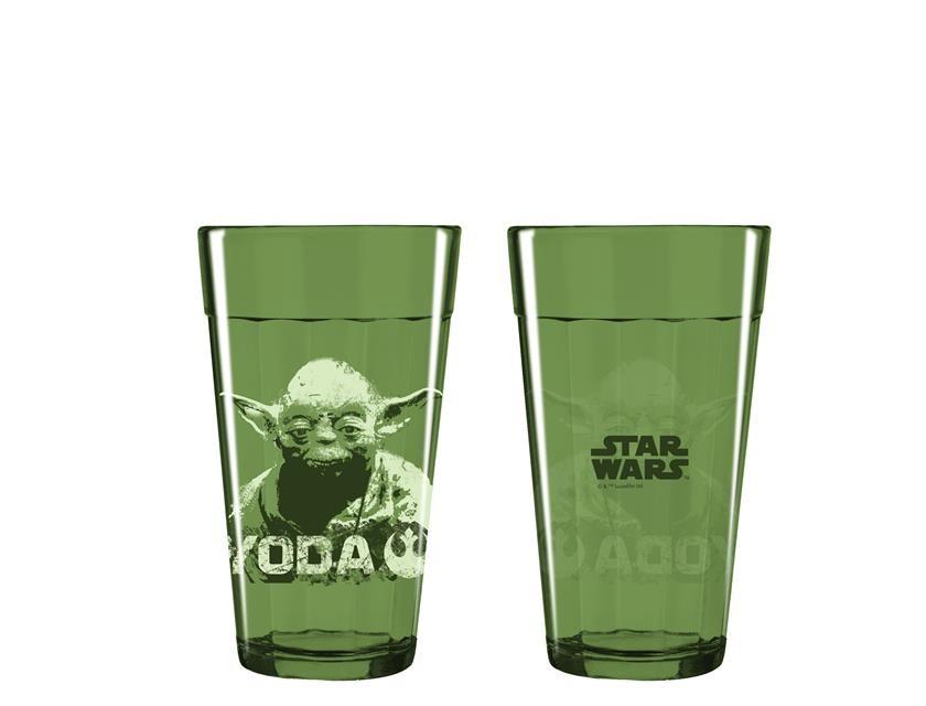 Copo Americano Coleção Ícones Yoda - NF