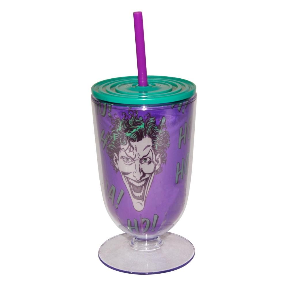Copo Canudo Dc Comics : Joker - Urban