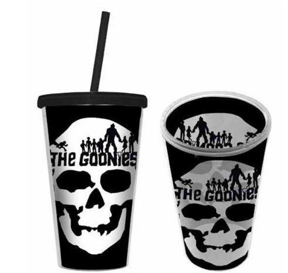 Copo com Canudo The Goonies - 500ML