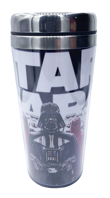 Copo Darth Vader (Império): Star Wars - (450ML)