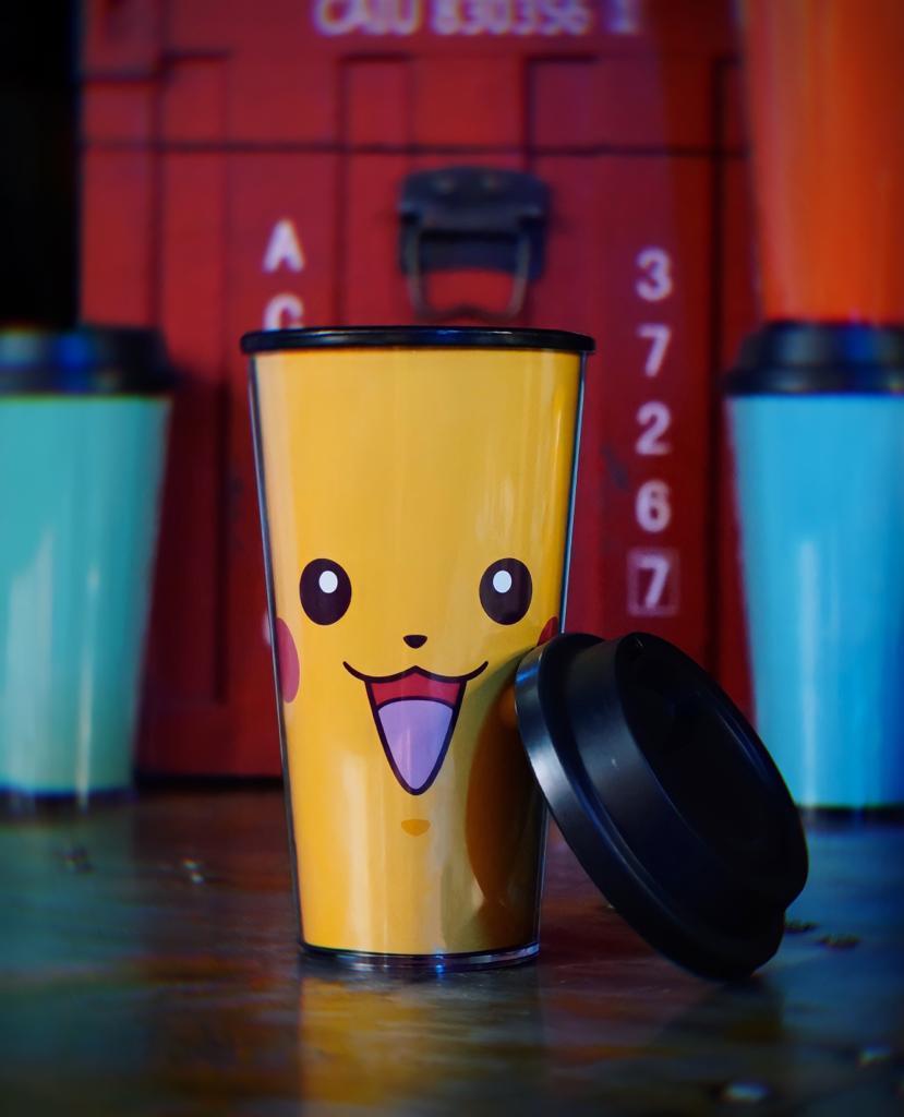 Copo de Café Pikachu: Pokémon