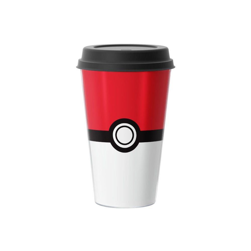 Copo de Café Pokebola  Pokémon  500 ml - EV