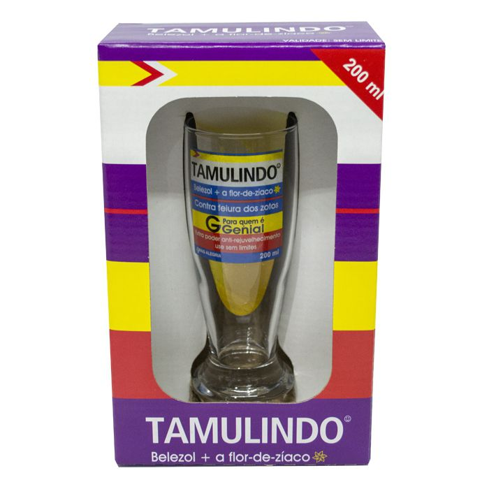 "Copo de Chopp ""Tamulindo"" (200ML)"