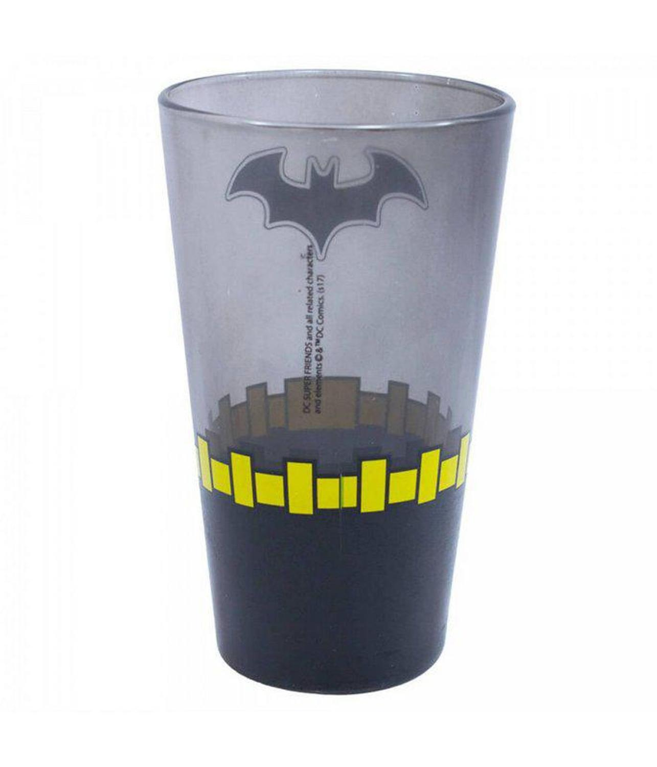 Copo de vidro Batman - DC SUPER FRIENDS