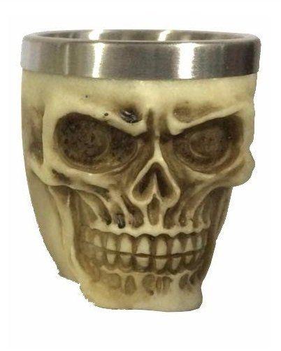 Copo Dose (shot) Caveira (Skull)