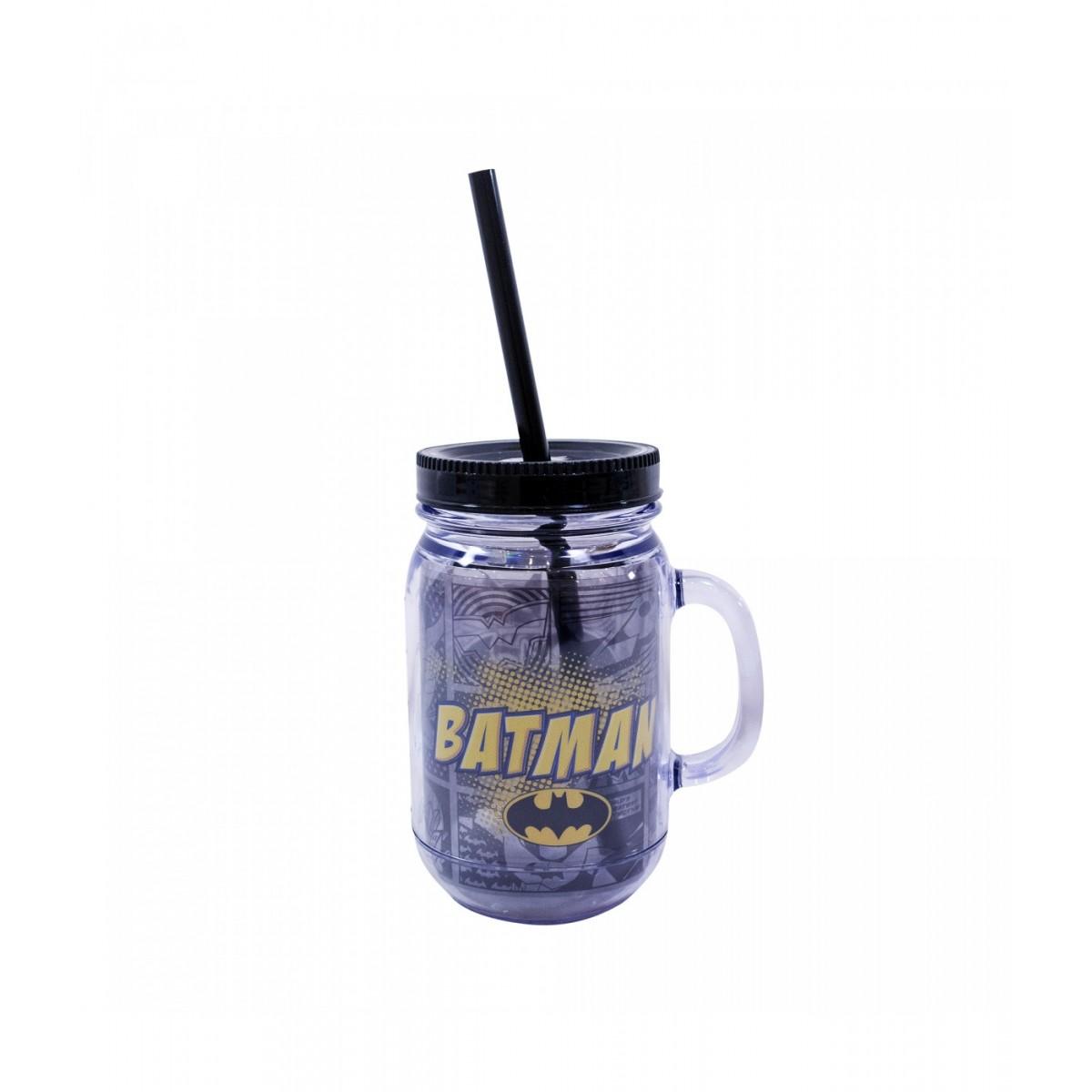 Copo Jarra Batman: Liga da Justiça