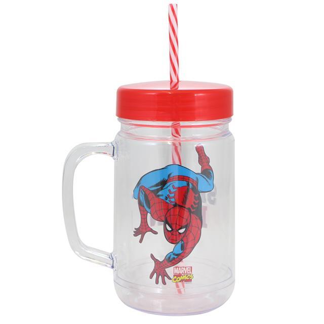 Copo Jarra Spider Man - Zona Criativa