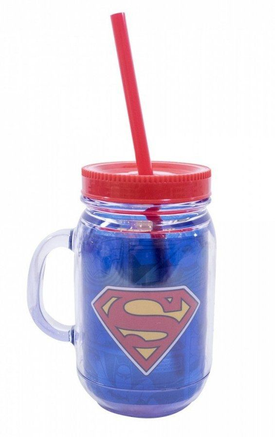 Copo Jarra Superman: Liga da Justiça