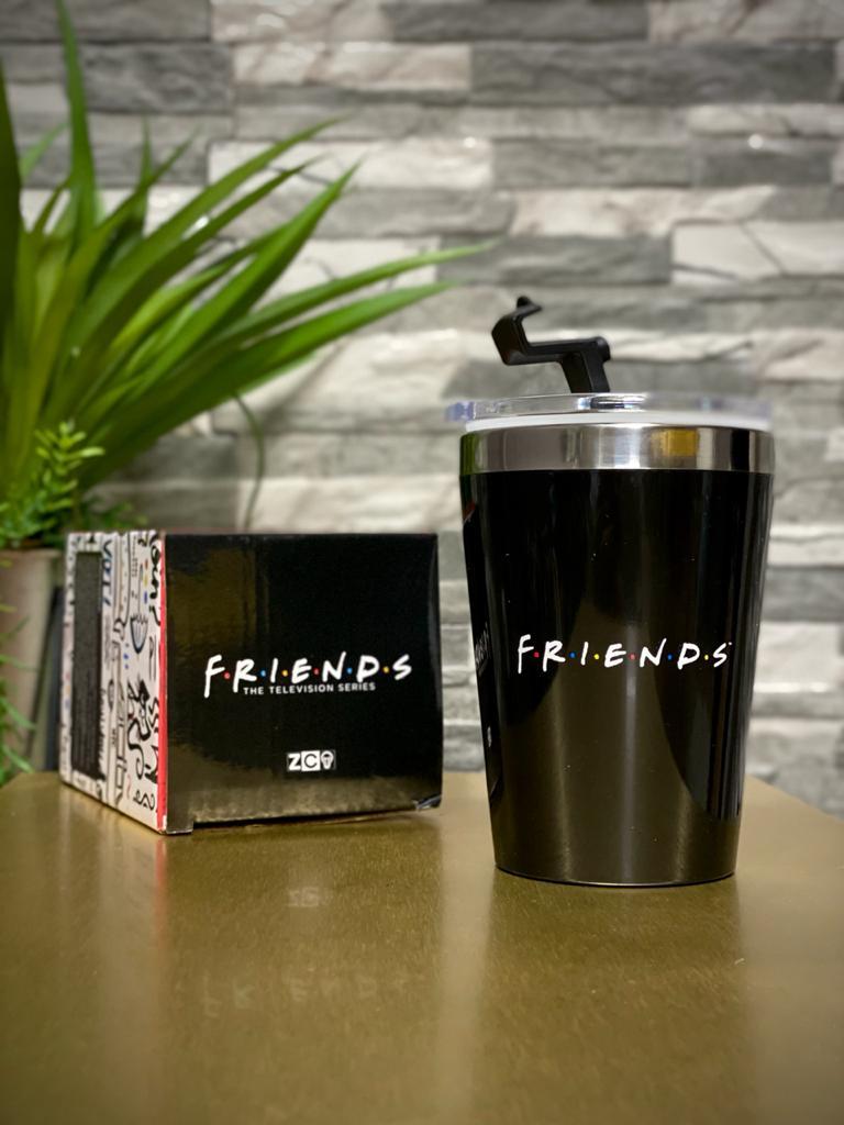 Copo Para Viagem Logo Friends: Friends (300ml)