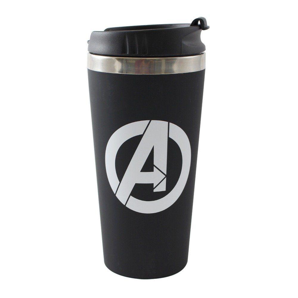Copo para Viagem Os Vingadores (The Avengers): Marvel - 450ml