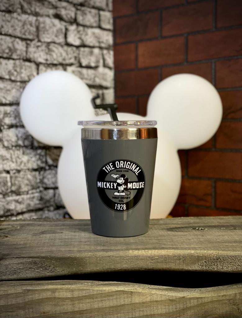 Copo Para Viagem ''The Original Mickey Mouse 1928'': Mickey Mouse Clássico (300ml)