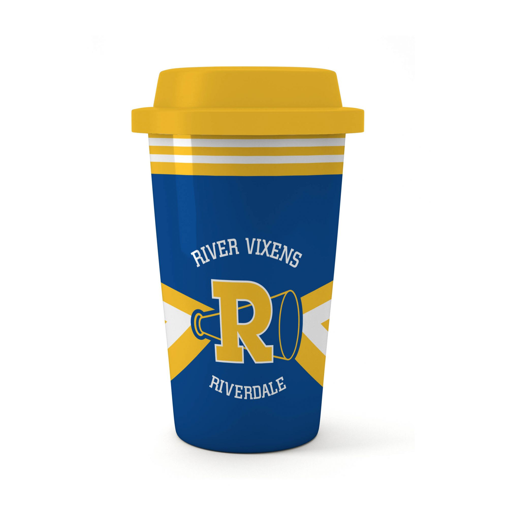 Copo Plástico Riven Vixens: Riverdale 500ml - Urban