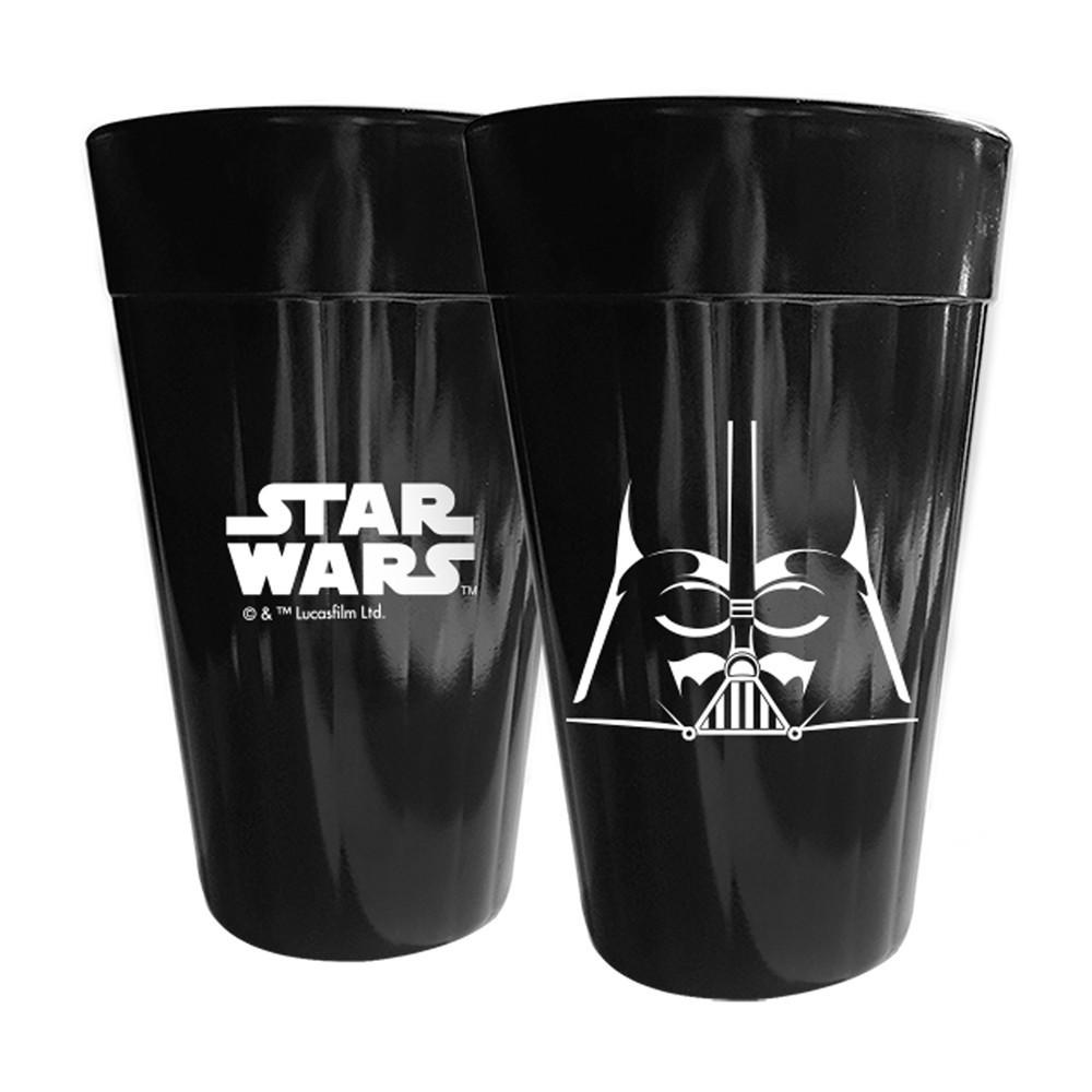 Copo Darth Vader: Star Wars Preto