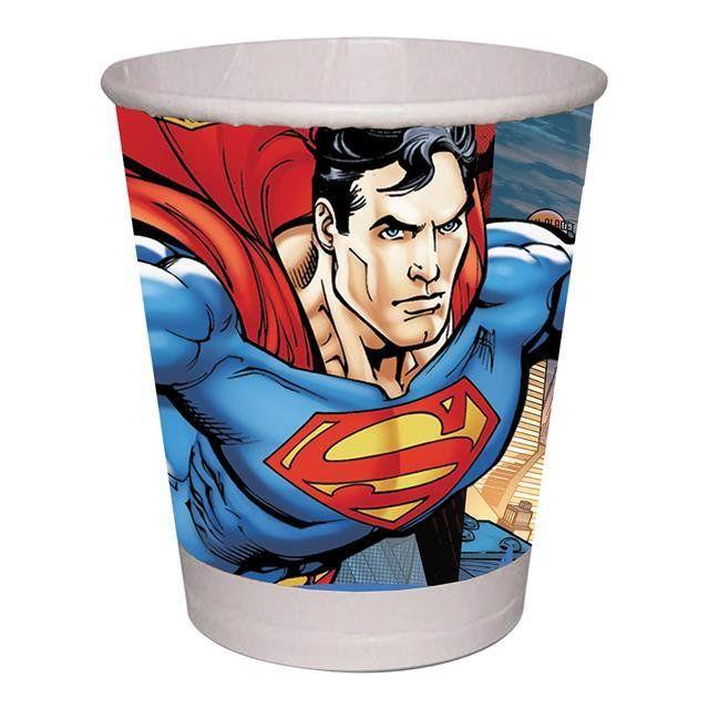Copo Superman - Festcolor