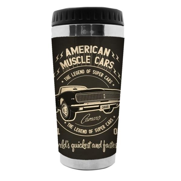 Copo Térmico American Muscle Car - Urban