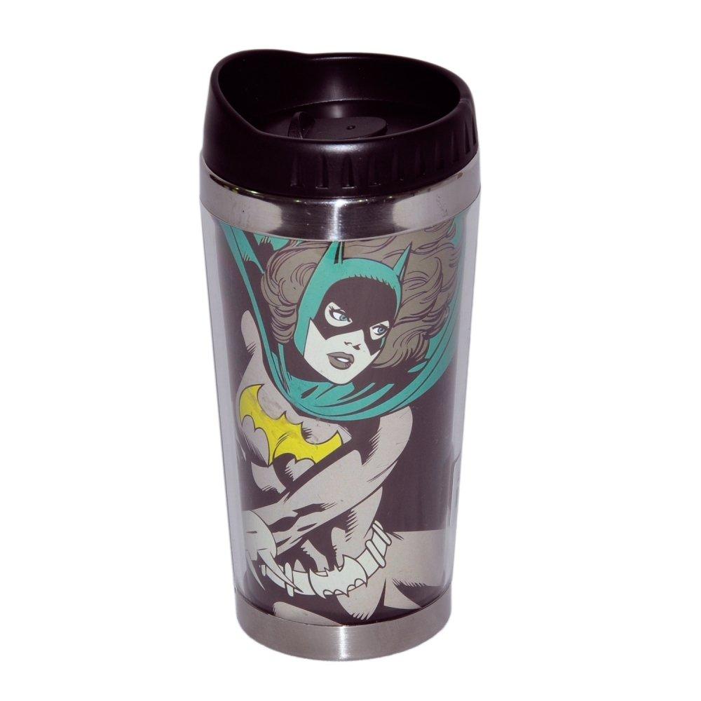 Copo Térmico Batgirl - Dc Comics