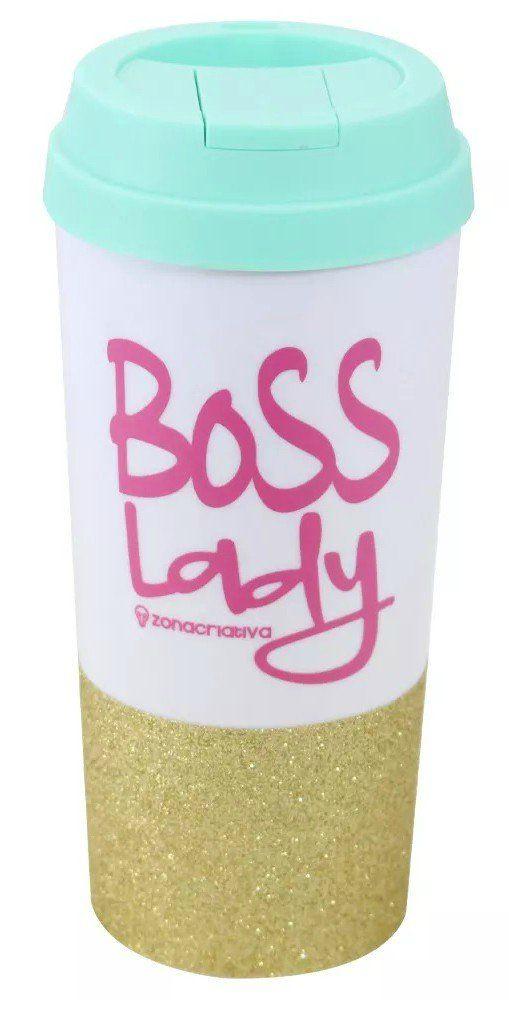 Copo Térmico Boss Lady (500ML)