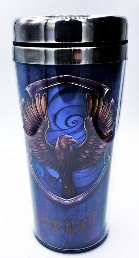 Copo Térmico Corvinal (Ravenclaw): Harry Potter - (450ML)